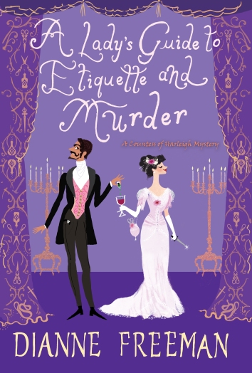 A Lady's Guide to Etiquette and Murder 600dpi