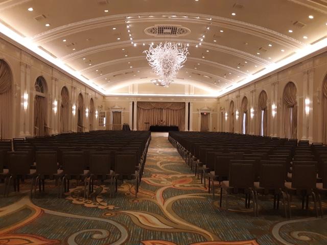 bcon empty room