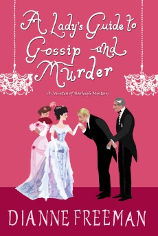 A Lady's Guide to Gossip revised HC
