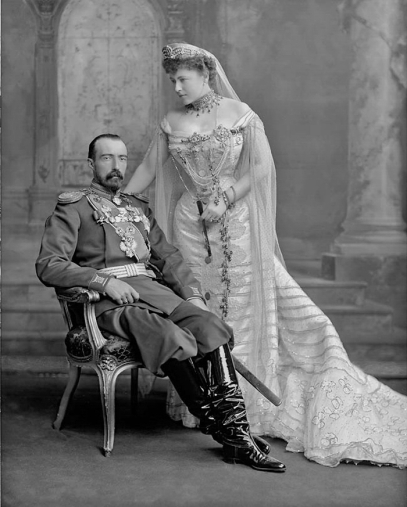 Grand_Duke_Michael_Mikailovich_of_Russia_and_his_wife