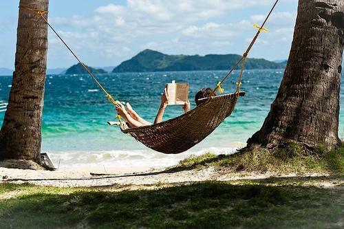 hammock book