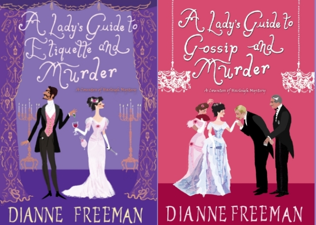 2 countess of Harleigh mysteries
