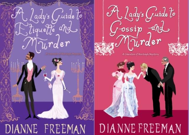 2 countess of Harleigh mysteries